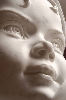 Филипп Фаро. Портретная скульптура 28