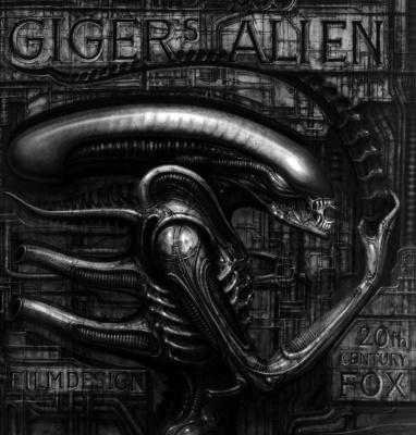 Hans Rudolph Giger. The Alien Gigera