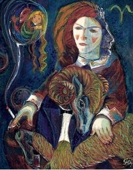 Natalia Nikolaevna Guller. Aries