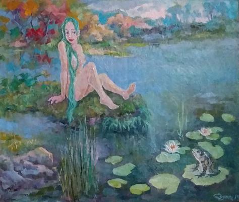 Valentin Nikolaevich Sudnitsyn. Mermaids pranks