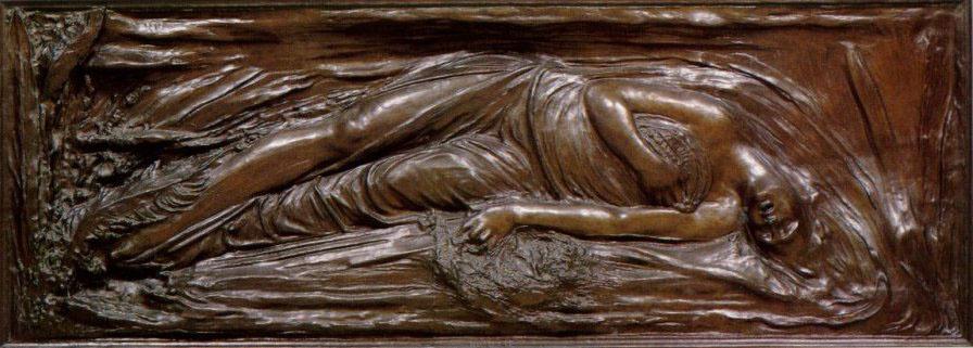 Antoine-Augustin Preo. Ophelia
