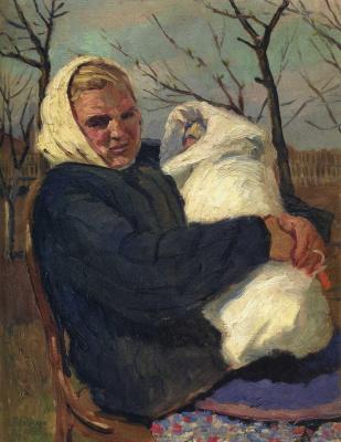 Евгений Николаевич Ткаченко. Первое солнышко
