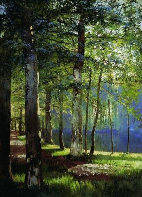 Андрей Николаевич Шильдер. Парк