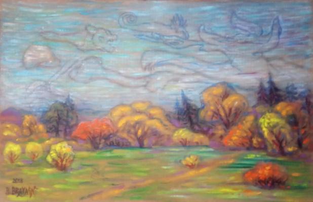 Boris Braynin. Autumn