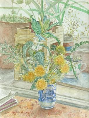 Olga Nikolaevna Chistova. May bouquet