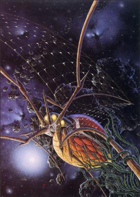 Дэвид Миллер. Космический монстр