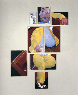 David Hockney. Portrait