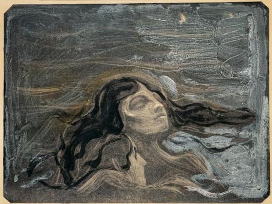 Edvard Munch. On waves of love
