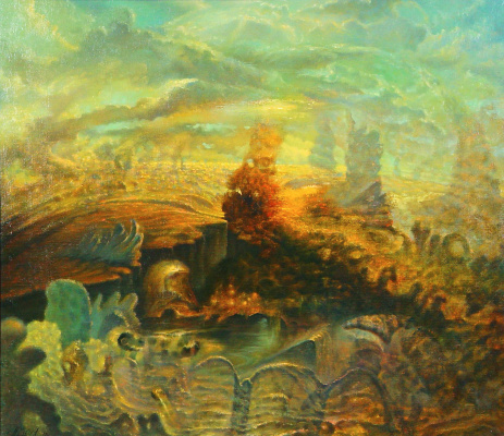 Асрор Мурадов. Соединяясь с небом