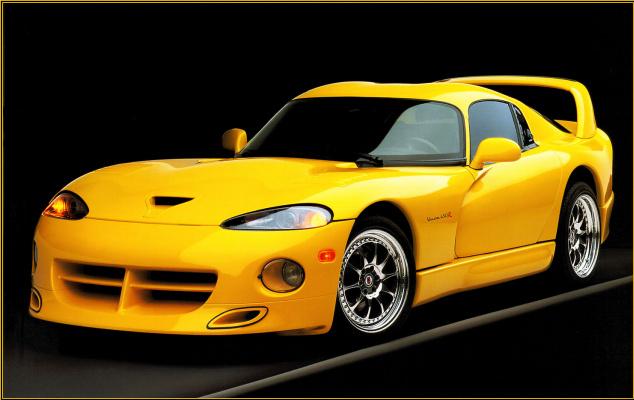 Рон Кимбалл. Желтый автомобиль
