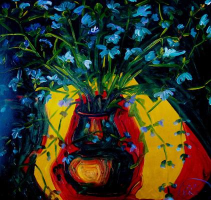 Alexander Ocher Kandinsky-DAE. German bouquet - 2