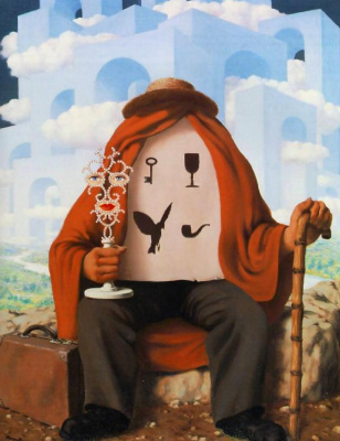 René Magritte. Liberator