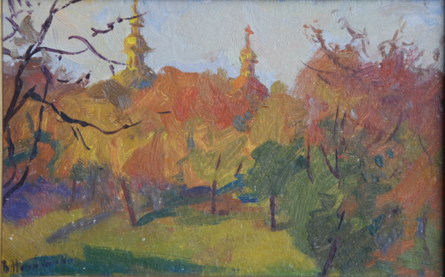 Vasily Ignatievich Nepiypivo. Untitled