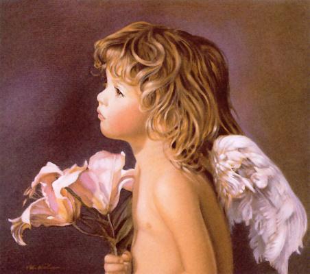 Nancy Noel. Donating angel