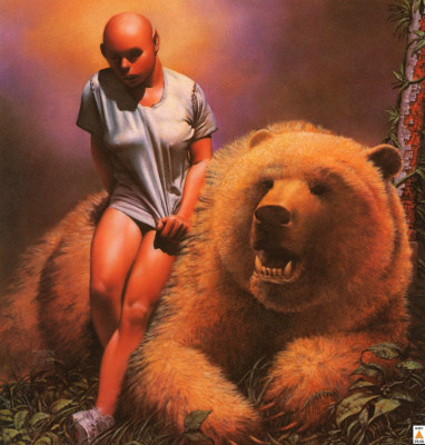 Ричард Корбен. Медведь