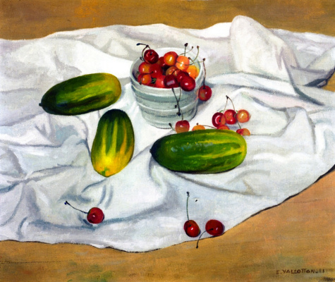 Felix Vallotton. Cucumbers