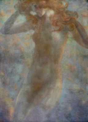 Lucien Levi-Durme. Nymph.