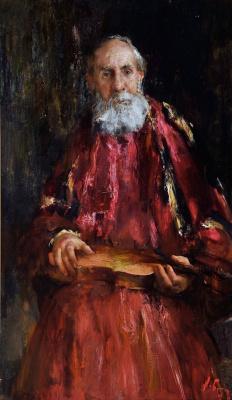 Nikolay Dmitrievich Blokhin. Stradivarius
