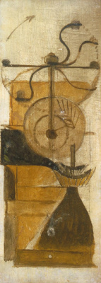 Marcel Duchamp. Coffee Mill