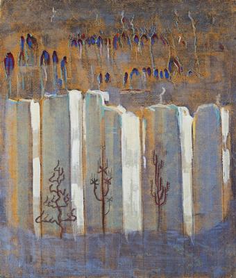 Mikalojus Konstantinas Ciurlionis. Winter III