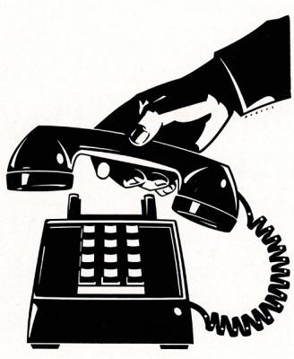 Пол Роджерс. Телефон
