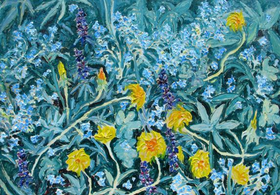 Alexey Vladimirovich Konstantinov. From the life of dandelions