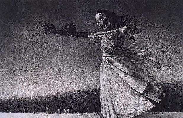 Джон Джуд Паленкар. Скелет