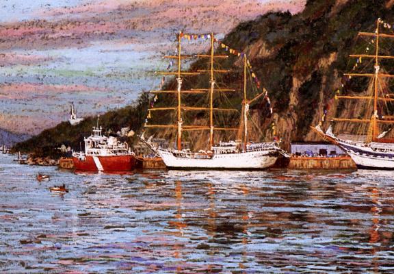 Гораций Шампань. Корабли