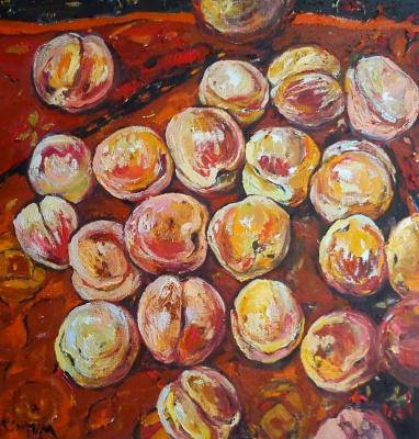 Alexandra Sirbu. Peaches