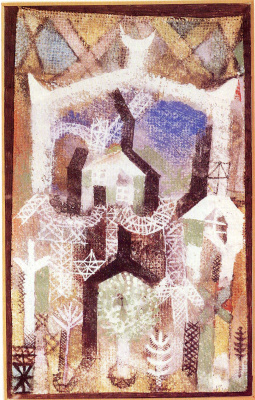 Paul Klee. Summer house