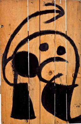 Joan Miro. Bird