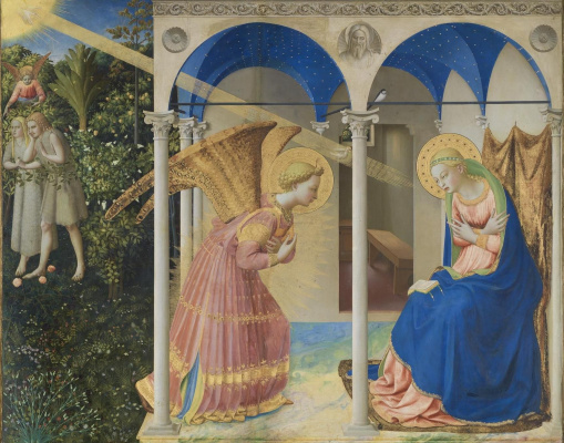 Fra Angelico. The Annunciation