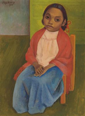 Diego Maria Rivera. Juliet