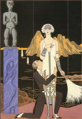 Georges Barbier. The senses
