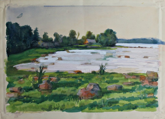 Anatoly Sergeevich Melkov. Stones