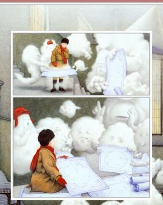 Дэвид Визнер. Снеговик