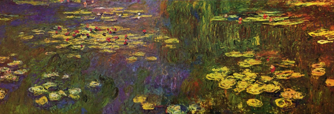 Claude Monet. Nenufar