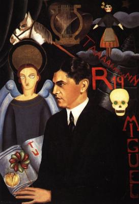 Frida Kahlo. Miguel N. Lira