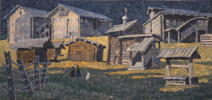 VALERIY VLADIMIROVICH KOMAROV. MOONLIGHT SONATA