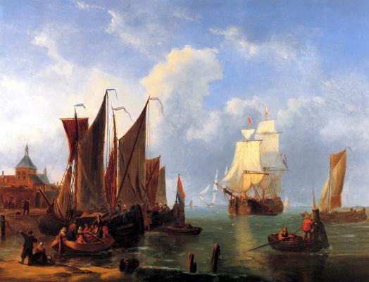 Анри Шеп. Море