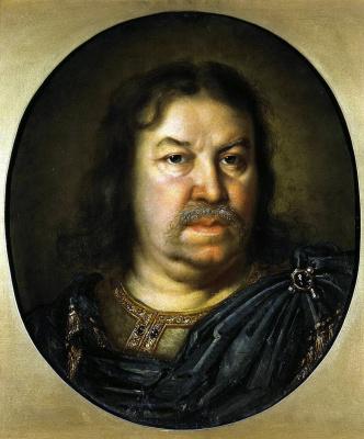 Charles Lebrun. Portrait of Senator Dolgoruky