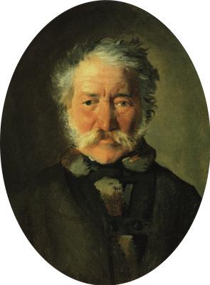 Nikolai Nikolaevich Ge. Portrait Of P. I. Zabela