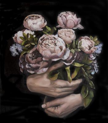 Margarita Andreevna Yakuncheva. Flowers