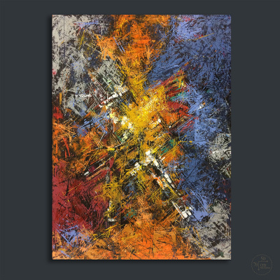 Mike Bezloska. Abstraction 121
