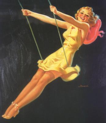Al Buell. Swing