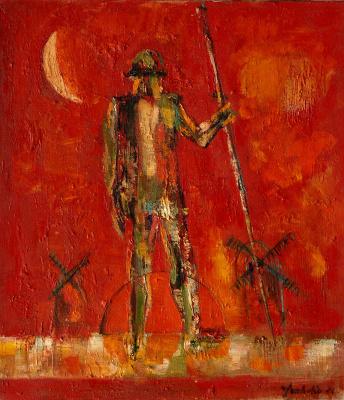 Vahan Ananyan. Don Quixote