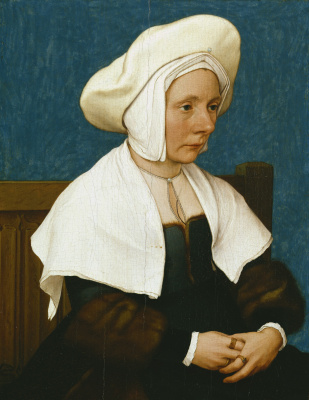 Hans Holbein The Younger. Female
