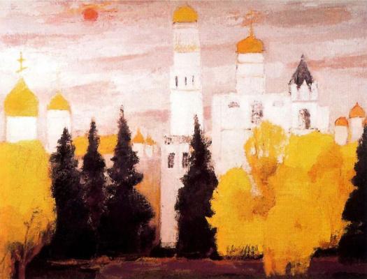 Катерин Бернард. Церковь
