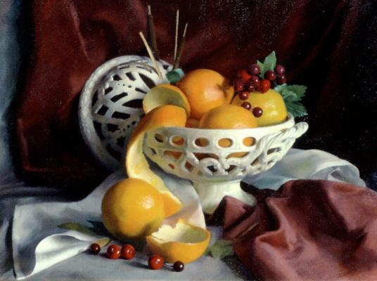 Мэри Минифи. Оранжевый шар