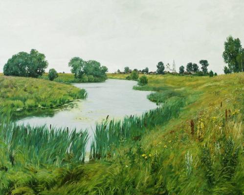 Oleg Molchanov. Landscape